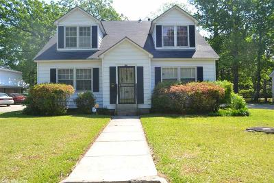 Pine Bluff Single Family Home For Sale: 1807 S Beech Street