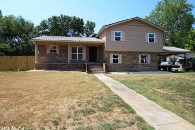 Little Rock AR Single Family Home New Listing: $129,900