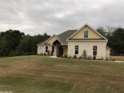 Benton Single Family Home For Sale: 100 Ryker Lane