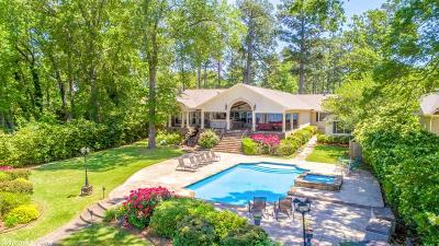Garland County Single Family Home New Listing: 445 Caroline Acres Point