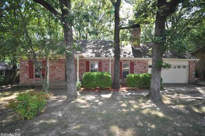 Little Rock AR Single Family Home New Listing: $179,900