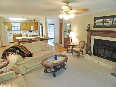 Garland County Condo/Townhouse New Listing: 2315 Lakeshore Drive
