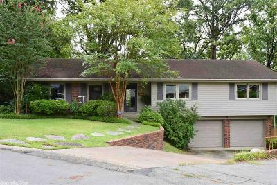 Little Rock Single Family Home New Listing: 2 Pleasant Place Circle
