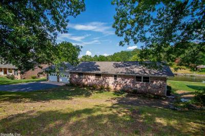 Garland County Single Family Home New Listing: 102 Channelview