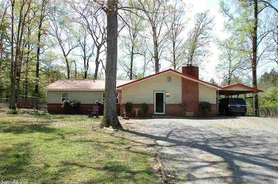 White Hall AR Single Family Home New Listing: $116,999