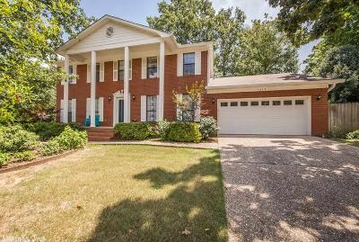 Little Rock Single Family Home New Listing: 4424 Secluded Hills Drive