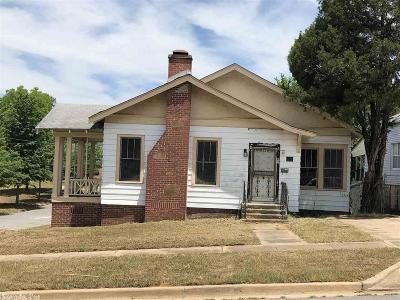 Little Rock AR Single Family Home New Listing: $35,000