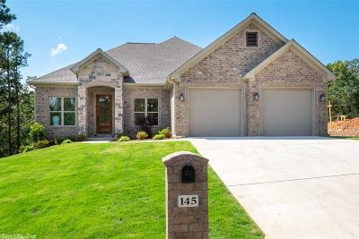 Maumelle Single Family Home New Listing: 145 Ridgeview Trail