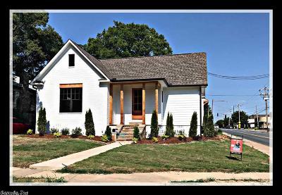 Little Rock AR Single Family Home New Listing: $639,900