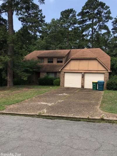 Little Rock AR Single Family Home New Listing: $172,000