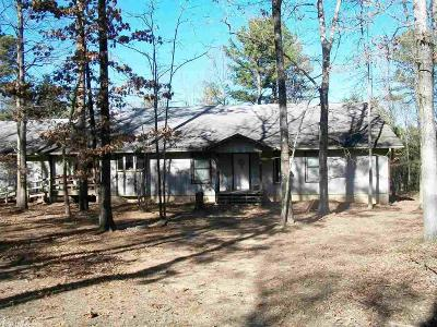 Drasco Single Family Home For Sale: 155 Wild Acres Road