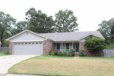 Saline County Single Family Home Under Contract: 49 Thornhill