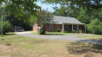 Alexander Single Family Home For Sale: 16625 Thompson Farm Road