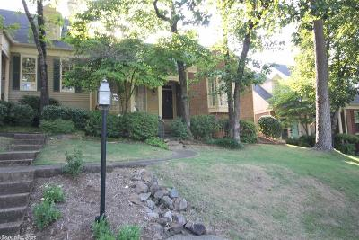Little Rock Single Family Home New Listing: 40 Windsor Court