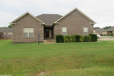 Beebe Single Family Home For Sale: 104 Hunter Circle