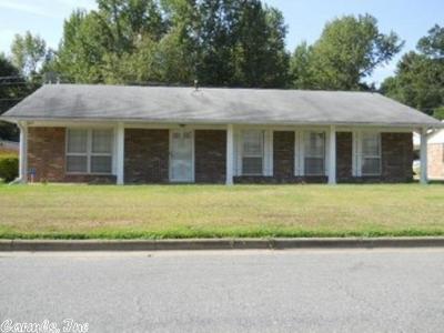 Pine Bluff Single Family Home New Listing: 24 Mockingbird Ln