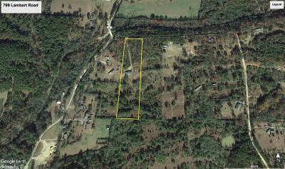 Bismarck Residential Lots & Land New Listing: 799 Lambert Road