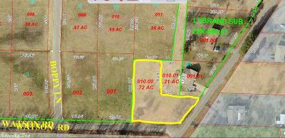 Sherwood Residential Lots & Land New Listing: 10706 Watson Road