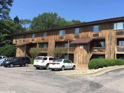 Garland County Condo/Townhouse New Listing: 5390 Central Avenue
