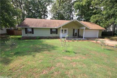 Saline County Single Family Home New Listing: 908 Flametree Drive