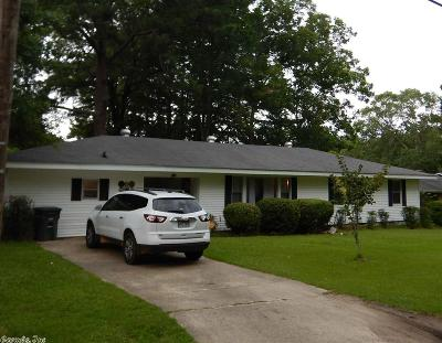 Monticello AR Single Family Home For Sale: $110,000