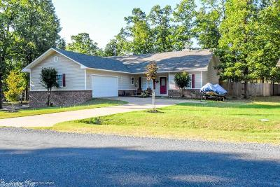 Garland County, Hot Spring County Single Family Home New Listing: 350 Plum Hollow Boulevard