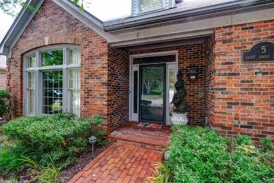 Little Rock Single Family Home New Listing: 5 St Johns Place
