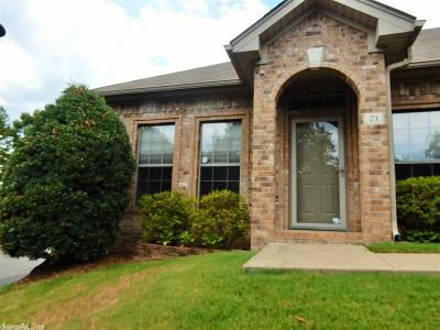 Little Rock Condo/Townhouse New Listing: 73 Reservoir Heights Drive