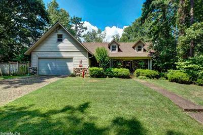 Little Rock Single Family Home New Listing: 11 Riding Road