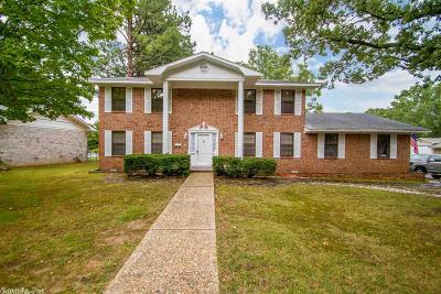 North Little Rock Single Family Home New Listing: 5800 N Walnut Road