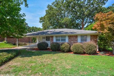 North Little Rock Single Family Home New Listing: 5201 Stratford Road