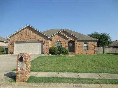 Cabot Single Family Home New Listing: 2434 Palisade Drive