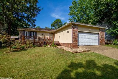 Maumelle Single Family Home New Listing: 28 Hickory Lane
