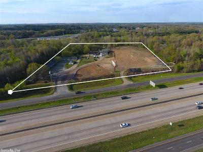 Little Rock Commercial For Sale: 12722 & 12800 Interstate 30 Expressway