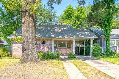 Little Rock Single Family Home New Listing: 4817 Kavanaugh Boulevard