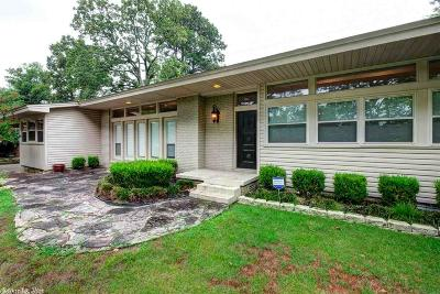 North Little Rock Single Family Home New Listing: 4530 Edgemere