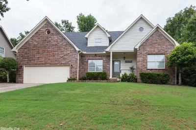 Little Rock Single Family Home New Listing: 14205 Longtree