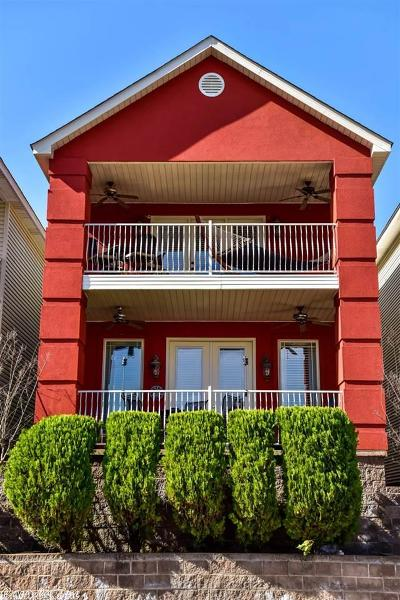 Garland County Condo/Townhouse For Sale: 110 Eagle View Court