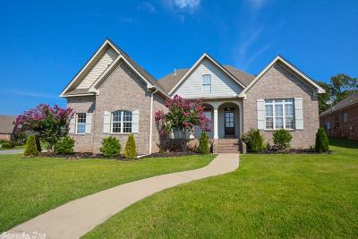Maumelle Single Family Home For Sale: 223 Hidden Valley Loop
