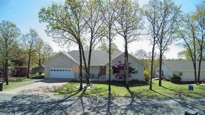 Beebe Single Family Home Back On Market: 148 Timberline Road