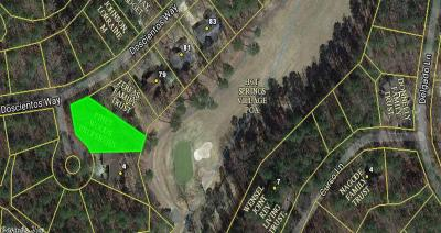 Hot Springs Village Residential Lots & Land New Listing: 2 Bellota Lane
