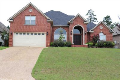 Little Rock Single Family Home For Sale: 4 Epernay Circle