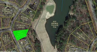 Hot Springs Village Residential Lots & Land New Listing: 49 Gancho Way