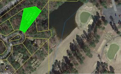 Hot Springs Village Residential Lots & Land New Listing: 6 Almendra Place