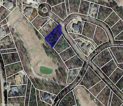 Hot Springs Village Residential Lots & Land New Listing: 28 Zarina Way