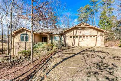 Hot Springs Village, Hot Springs Vill. Single Family Home For Sale: 78 Magellan Dr