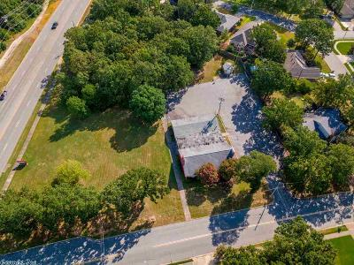 North Little Rock Residential Lots & Land For Sale: 5900 Jfk Blvd