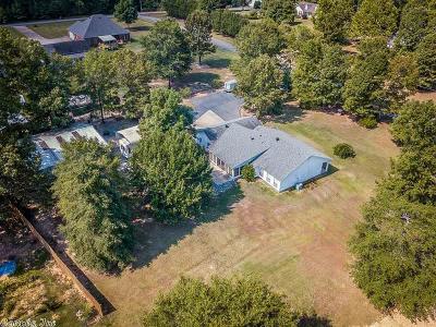 Alexander Single Family Home For Sale: 1080 Fox Hunt Trail