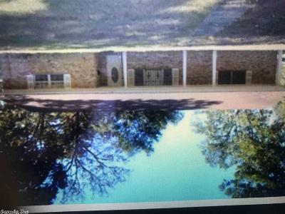 Pine Bluff Single Family Home Take Backups: 3901 Robin Hood Dr