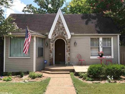 Little Rock Single Family Home For Sale: 4209 B Street